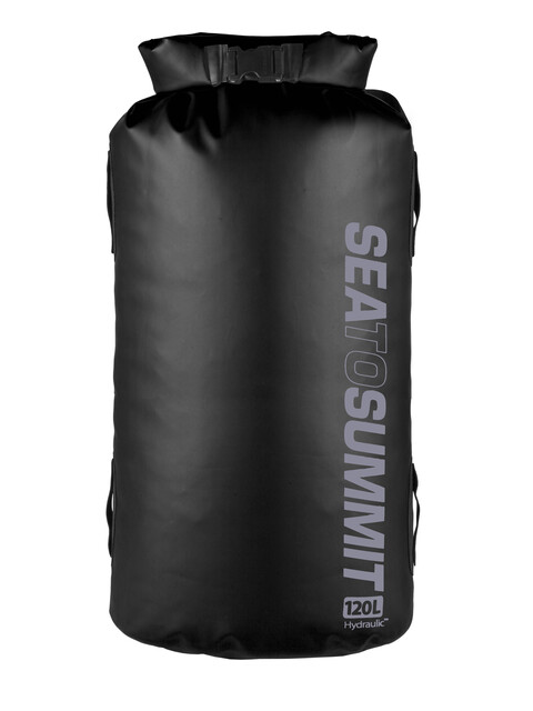 Sea to Summit Hydraulic Dry Pack with Harness 120L black